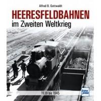 Heeresfeldbahnen im Zweiten Weltkrieg