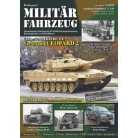 Tankograd Militärfahrzeug 4/2020