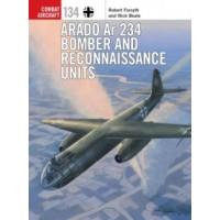 134, Arado Ar 234 Bomber and Reconnaissance Units