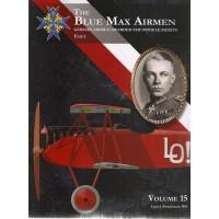 The Blue Max Airmen Vol. 15 : Udet