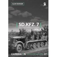 17, Sd.Kfz. 7 Mittlerer Zugkraftwagen 8t Vol. 2