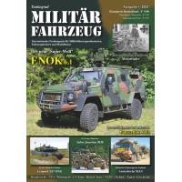 Tankograd Militärfahrzeug 1/2021