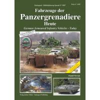 5087, Fahrzeuge der Panzergrenadiere - Heute