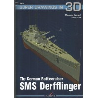 79, The German Battlecruiser SMS Derfflinger
