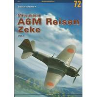 72, Mitsubishi A6M Reisen Zeke Vol.1