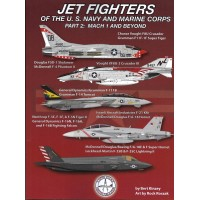 Jet Fighters of the U.S.Navy and Marine Corps Part 2 : Mach 1 and Beyond