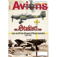 52, STUKISTI - Les Ju 87 du Grupul 3 Picaj Roumain (1943 - 1944)