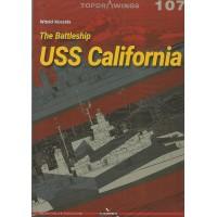 107, The Battleship USS California