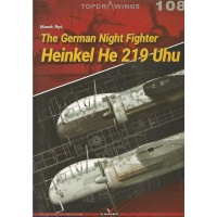 108, The German Night Fighter Heinkel He 219 Uhu