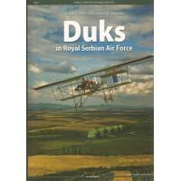 13, DUKS in Royal Serbian Air Force