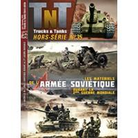 Trucks n Tanks Hors No.35 : Les Materiels de L`Armee Sovietique