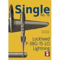 Single No.18 : Lockheed P-38G-15-LO Lightning