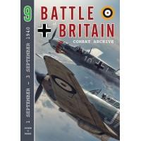 Battle of Britain Combat Archive No.9 : 1 September - 3 September 1940