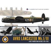 5, Avro Lancaster Mk. I/III - Early Production Batches 1941 - 1943