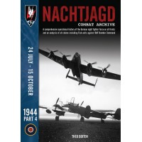 Nachtjagd Combat Archive 1944 Part 4 : 24 July - 15 October