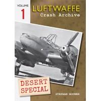 Luftwaffe Crash Archive Desert Special Vol. 1