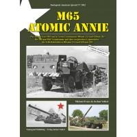 3042, M 65 Atomic Annie