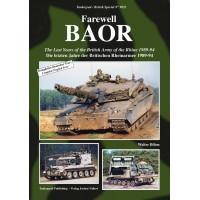 9032, Farewell BOAR - Die letzten Jahre der Britischen Rheinarmee 1989 - 1994
