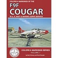 Colors & Markings Vol.1: F9F Cougar in U.S. Navy & Marine Corps Service