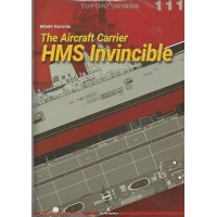 111, The Aircraft Carrier HMS Invincible