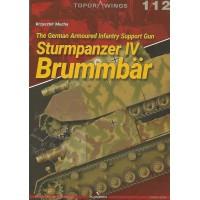 112, Sturmpanzer IV Brummbär