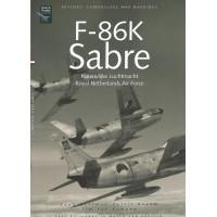F-86 K Sabre Koninklijke Luchtmacht Royal Neth. Air Force