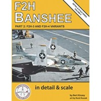 Detail & Scale No.4 : F2H Banshee Part 2 : F2H-3 and F2H-4 Variants