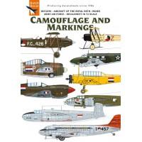 Camouflage & Markings RNEIAAF Dutch Decal No.72090