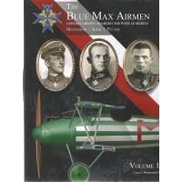 The Blue Max Airmen Vol. 16 : Menckhoff - Köhl - Pütter