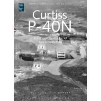 Curtiss P-40 N ML-KNIL Royal Neth. East Indies AF Part 2 : 1945 - 1950