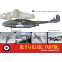 8, De Havilland Vampire in RAF and Oversea Service