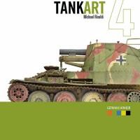 Tankart No. 4 : German Armor