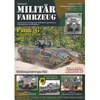 Tankograd Militärfahrzeug 3/2021