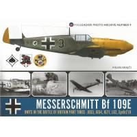 9, Messerschmitt Bf 109 Units in the Battle of Britain Part 3 : JG 53 , JG 54 , JG 77 , LG 2 and EprGr 210