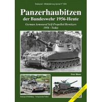 5026, Panzerhaubitzen der Bundeswehr 1956 - Heute