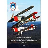 Warbirds of Norway Vol .30 : Jungmann med Varianter