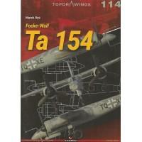 114, Focke Wulf Ta 154