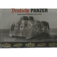 Deutsche Panzer - German Tanks in World War I (1917 - 1918)