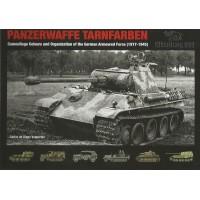 Panzerwaffe Tarnfarben 1917 - 1945