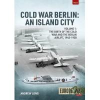 9, Cold War Berlin : An Island City Vol.1