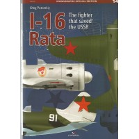 14, I-16 Rata - The Fighter That Saved The USSR