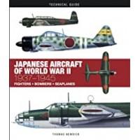 Japanese Aircraft of World War II (Technical Guides): 1937–1945