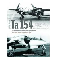 Focke Wulf Ta 154 - Luftwaffe Reich Defence Day and Night Interceptor