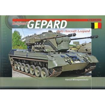 Belgian GEPARD - Anti Aircraft Leopard