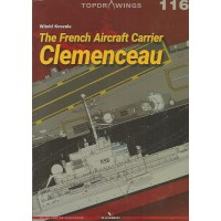 116, The French Aircraft Carrier Clemenceau