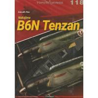 118, Nakajima B6N Tenzan