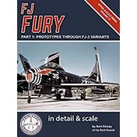 Detail & Scale No.12 : FJ Fury Part 1: Prototypes Through FJ-3 Variants