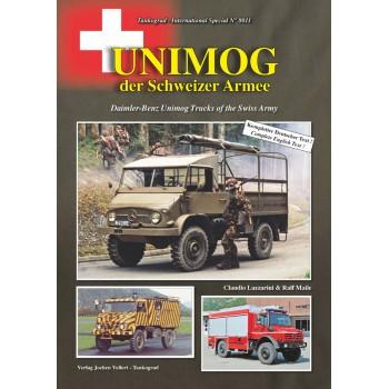 8011, Unimog der Schweizer Armee