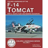 Colors & Markings Vol.4 - F-14 Tomcat Part 2 : Pacific Fleet and Reserve Squadrons