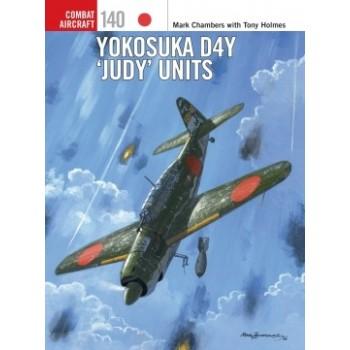 """140, Yokosuka D4Y """"Judy"""" Units"""
